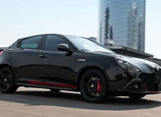 Νέα συλλεκτική Alfa Giulietta Veloce S για πολύ λίγους