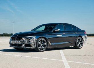 BMW Σειρά 5 με 720 πράσινα άλογα τρομοκρατεί τη M5!