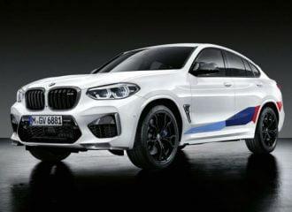 Έτοιμα τα πακέτα Μ Performance για τις BMW X3 και X4 M