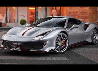 Χάρμα οφθαλμών αυτή η Ferrari 488 Pista