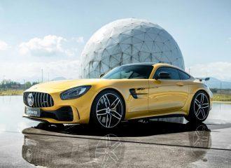 Κτηνώδης Mercedes-AMG GT με έως 800 άλογα (+video)