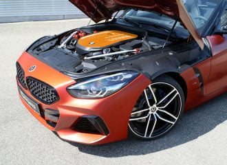 BMW Z4 M40i με 500 ίππους είναι πραγματική M!