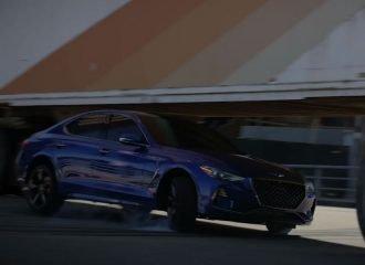Το νέο Genesis G70 περνάει κάτω από φορτηγά! (+video)