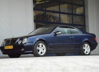 Πωλείται Mercedes CLK 200 Kompressor με 931.000 χλμ!