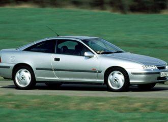 O διαχρονικός (αερο)δυναμισμός του Opel Calibra