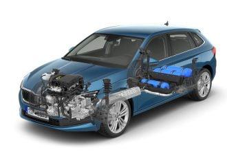 Νέο Skoda Scala G-TEC με φυσικό αέριο
