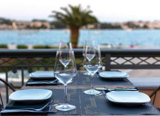 Veranda del vino – wine bar restaurant Πόρτο Χέλι