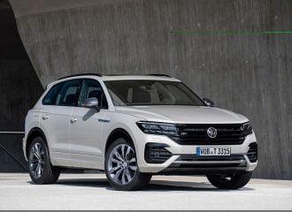 Ειδική έκδοση VW Touareg για τα 1 εκατ. μοντέλα!
