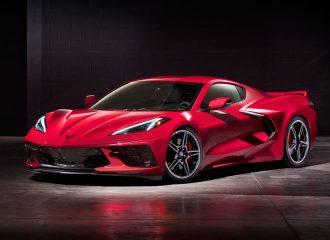 Αποκάλυψη της κεντρομήχανης Chevrolet Corvette