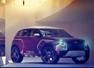 Έτσι θα μπορούσε να είναι το νέο Lada Niva