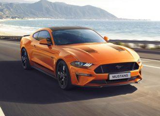 Νέα ειδική έκδοση Ford Mustang55 με 450 ίππους