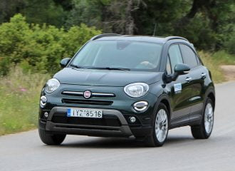 Δοκιμή Fiat 500X 1.3 Turbo FireFly 150 HP DCT Cross