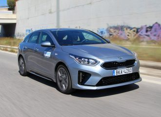 Δοκιμή Kia ProCeed 1.4 T-GDI 140 PS