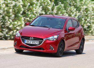 Δοκιμή Mazda2 1.5 SKYACTIV-G 90PS