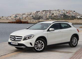 Service Mercedes GLA με τιμή από 126 ευρώ