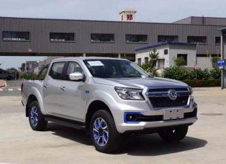 Νέο ηλεκτρικό pickup βασισμένο στο Nissan Navara