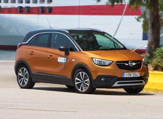 Δοκιμή Opel Crossland X 1.5D 120 PS auto