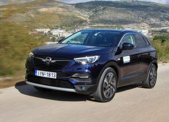 Δοκιμή Opel Grandland X 1.5D 130 PS