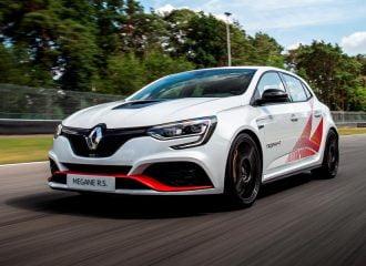 Οι επιδόσεις του νέου Renault Megane R.S. Trophy-R