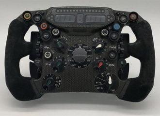 Τιμόνι της F1 πωλείται στην τιμή… αυτοκινήτου!