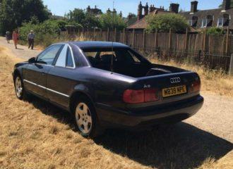 To αγροτικό Audi A8 που δεν ξέρει κανένας!