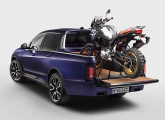 Απίστευτο και όμως αληθινό: BMW X7 Pick-up!