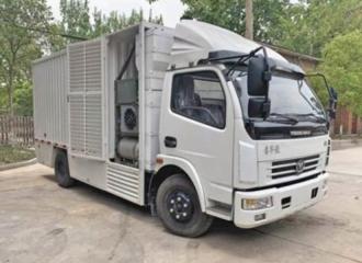 Οι Κινέζοι κατασκεύασαν φορτηγό που κινείται με νεράκι!