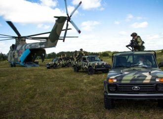 Νέα και αερομεταφερόμενα Lada Niva για επικίνδυνες αποστολές!