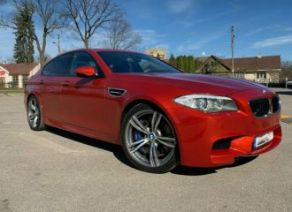 Πωλείται η τελευταία BMW V8 με χειροκίνητο κιβώτιο!