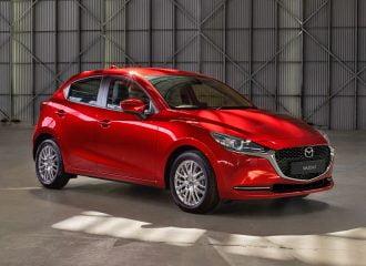 Νέα εμφάνιση και νέες τεχνολογίες για το Mazda2