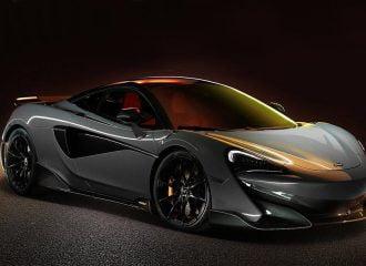 Του κατάσχεσαν τη McLaren 600 LT στα πρώτα 10 λεπτά!