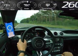 Ford Mustang Bullitt πάει τάπα στην Autobahn (+video)