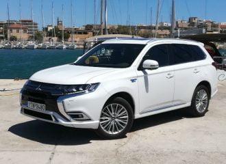 Η τιμή του Mitsubishi Outlander PHEV στην Ελλάδα