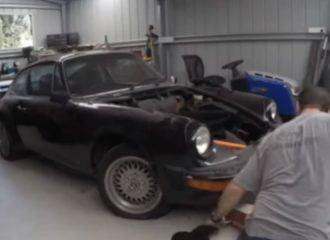 Απίστευτο time lapse video με την αναπαλαίωση Porsche 911!