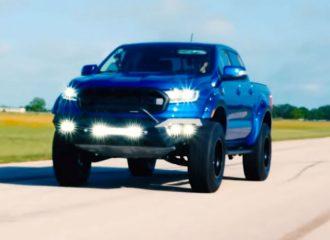 Τo απόλυτο Ford Ranger VelociRaptor των 360 ίππων (+video)
