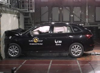 Οι επιδόσεις 6 νέων μοντέλων στα crash tests του EuroNCAP (+videos)