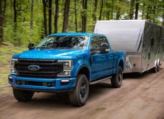 Νέος 7.3 λτ. V8 κινητήρας βενζίνης για τα Ford F-Series