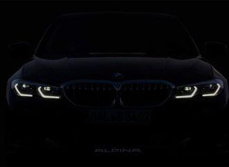 Τι νέο θα έχει η Alpina στη Φρανκφούρτη;