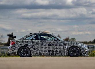 Νέα αγωνιστική BMW M2 (+video)