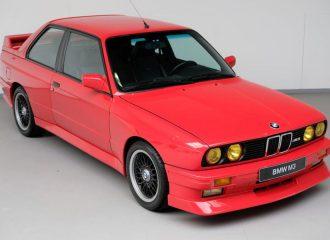 BMW M3 E30 Johnny Cecotto πωλείται πολλά λεφτά