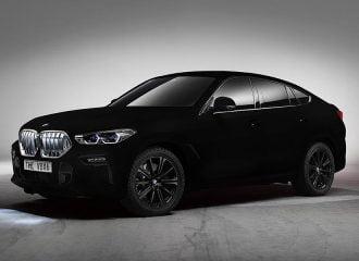 Η πιο «σκοτεινή» BMW X6 που έχεις δει!(+video)