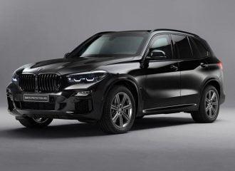 Κινούμενο φρούριο η BMW X5 Protection VR6