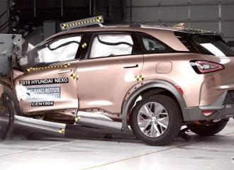 Υψηλή ασφάλεια το υδρογονοκίνητο Hyundai Nexo (+video)