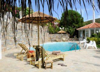 Ξενοδοχείο Kymothoi στην Άνδρο, Γαύριο