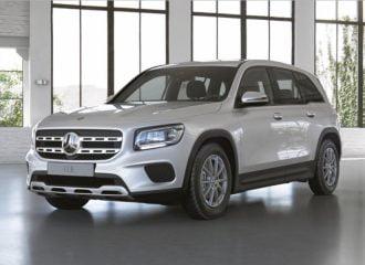 Οι τιμές της νέας Mercedes GLB στη Γερμανία