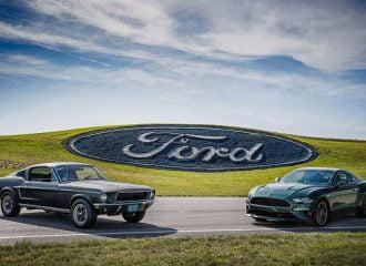 Δημοπρατείται η Mustang Bullitt του Steve McQueen!