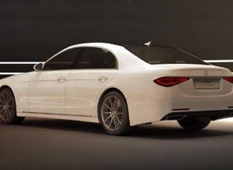Μια πρώτη γεύση από την νέα Mercedes S-Class;(+video)