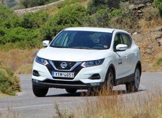 Δοκιμή Nissan Qashqai 1.3 DIG-T 140 PS