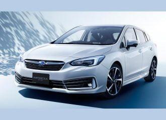 Ανανεώθηκε το Subaru Impreza