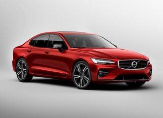 Νέο Volvo S60 με 405 hp και 1,9 λτ. κατανάλωση!